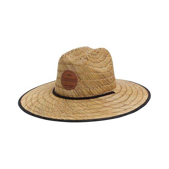 Quiksilver Waterman Men's Dredge Straw Hat, , bcf_hi-res